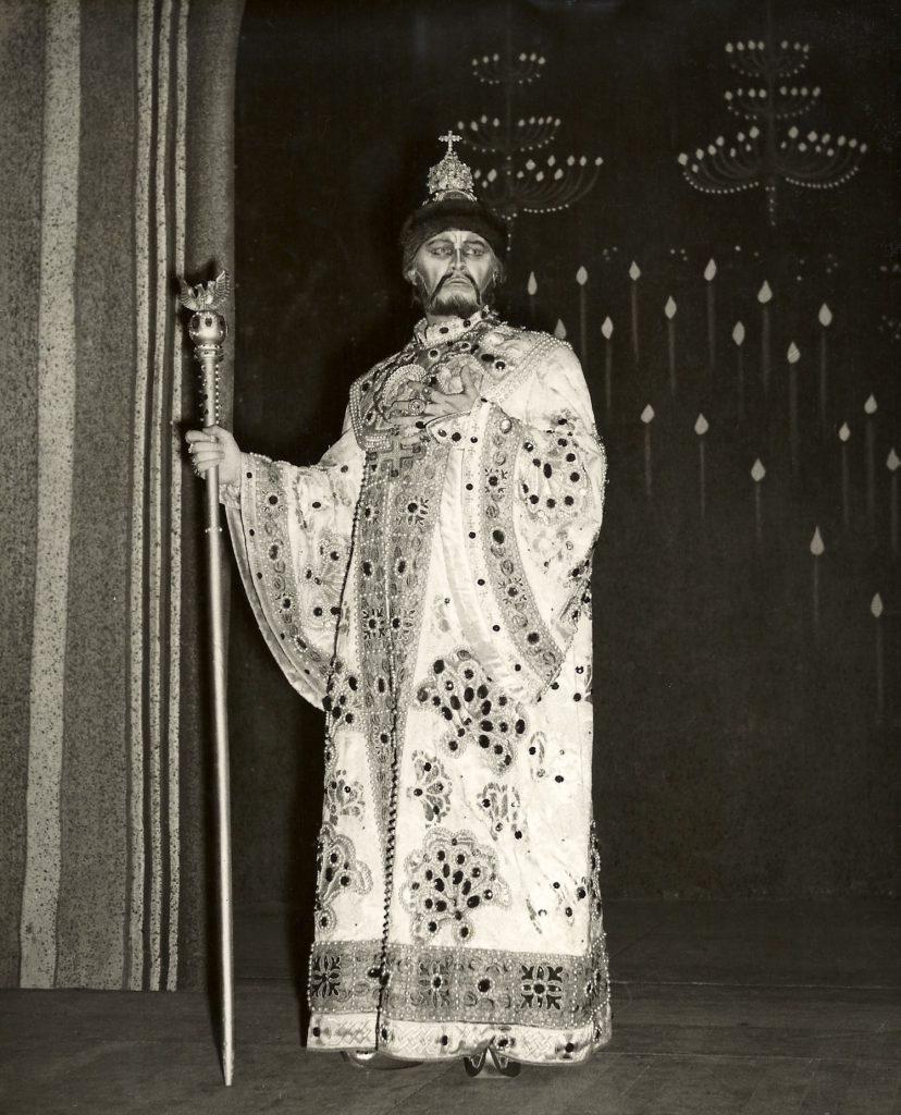 Boris Godunov full length x